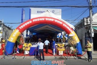 Lễ Khai Trương Phòng Giao Dịch Eximbank Vũng Tàu